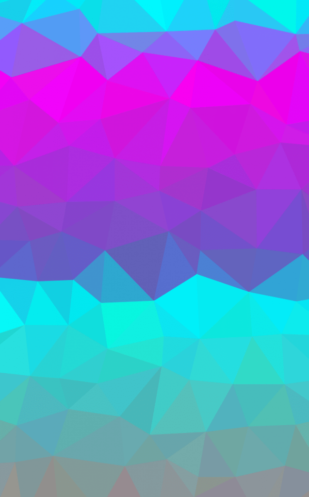 polygon wallpaper generated by iphone 1