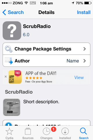 Pandora Tweak Ios 12