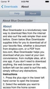 torrent downloader for iPhone iPad and iPod touch
