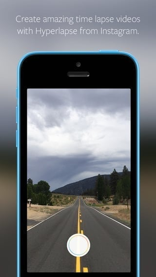 create hyperlapse video iphone