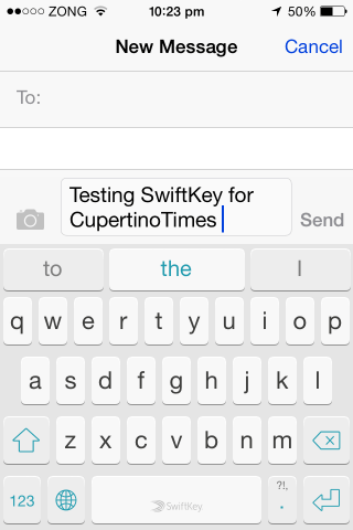 Enough of The Iphone Keyboard: We Show You How To Change It!