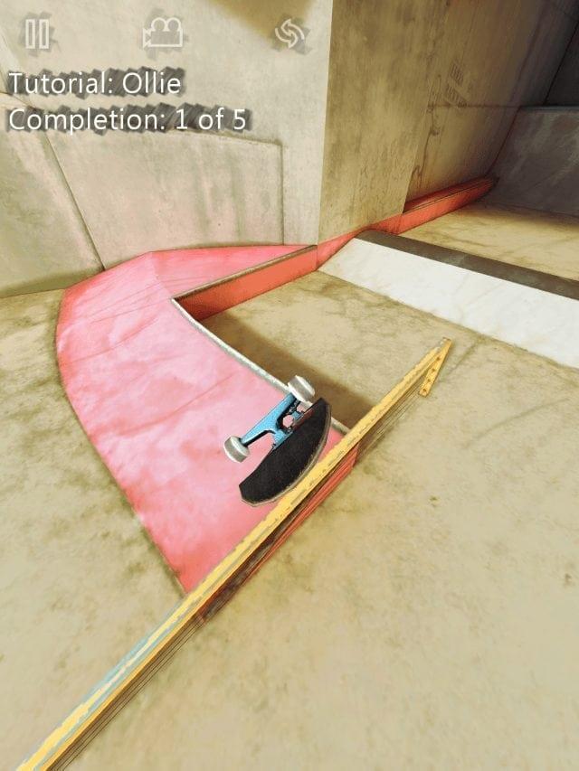 true skate free skating game iphone ipad ios
