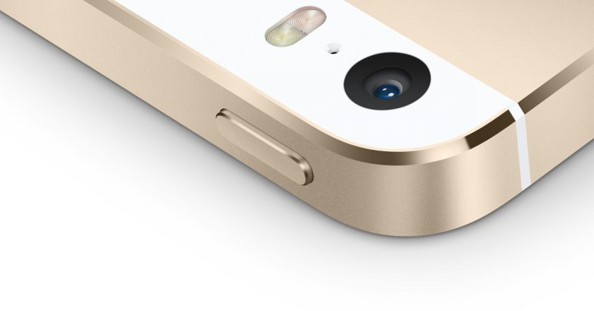 iphone 5s camera isight