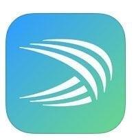 Swiftkey for ios logo