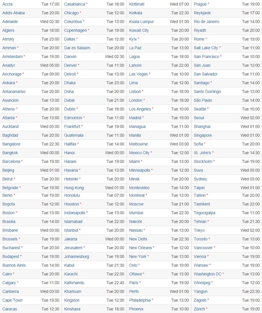 apple september 9th event in your region timezone