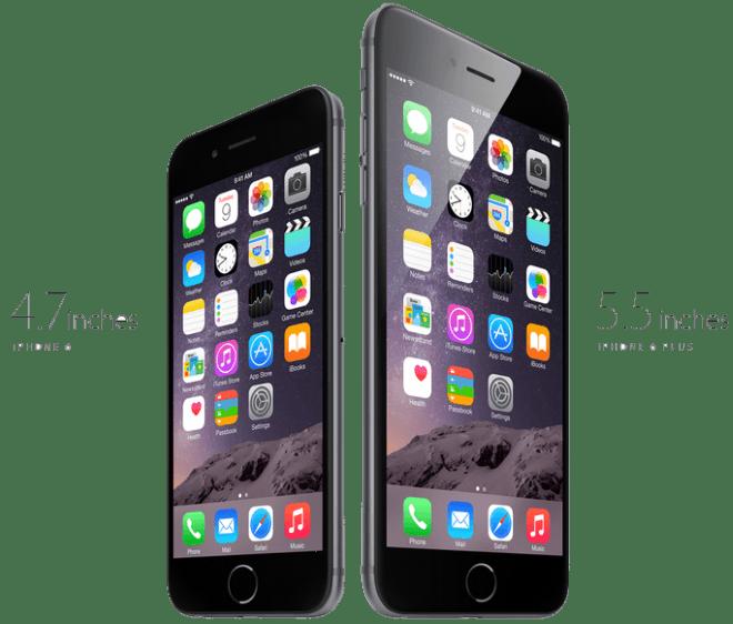 iphone 6 thickness comparison iphone 6 plus