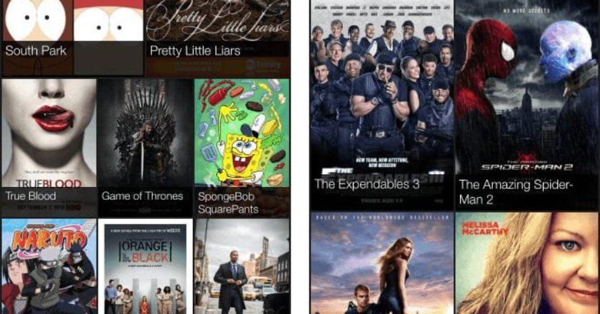 stream movies tv shows with movie box on iphone ipad