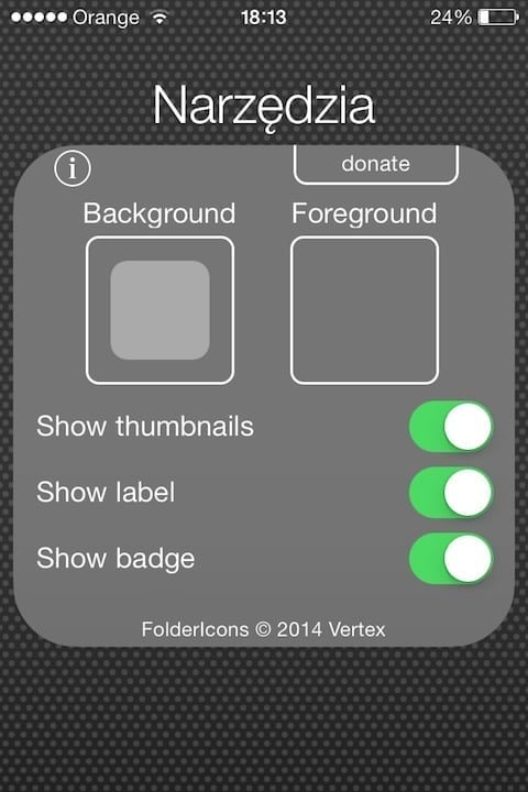 customize folder icons ios 8 foldericons