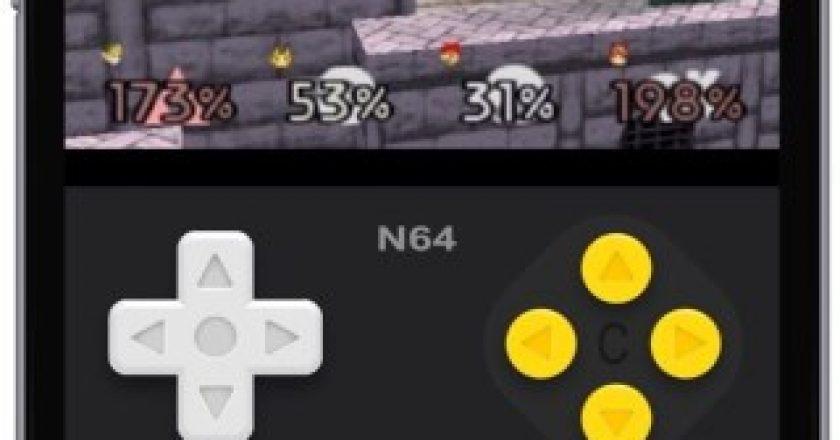 nintendo 64 emulator n64ios first image announced
