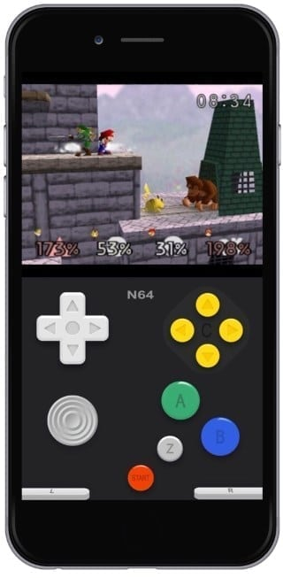 nintendo ds emulator for iphone nintendo 64 emulator n64ios announced for iphone amp 17864