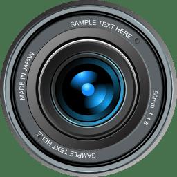 selfie cam logo app icon