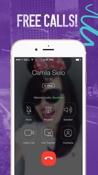 viber 5.2.1 iphone 6