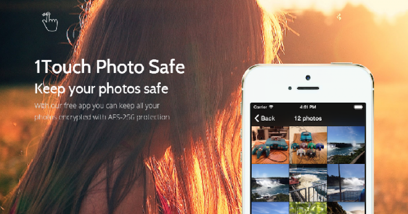 1touch photo safe