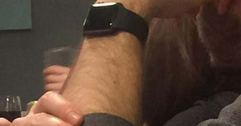 Apple Watch in real life 4