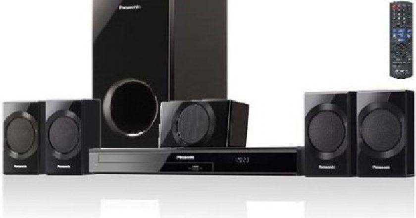 Virtual surround sound