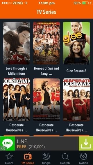 Cloud Movies: MovieBox Alternative Available On The App Store