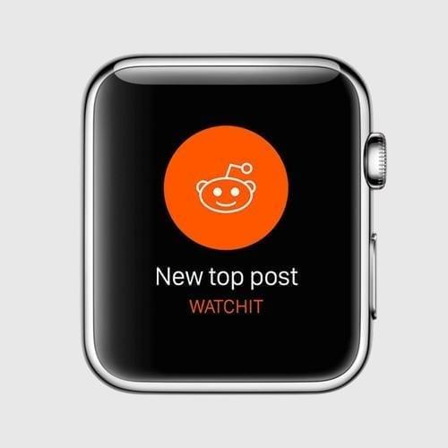 Reddit On Apple Watch - 4