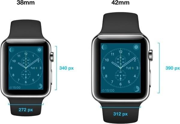 42 mm Apple Watch