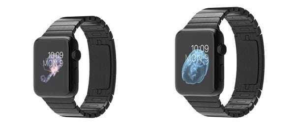 Apple Watch Compare Sizes