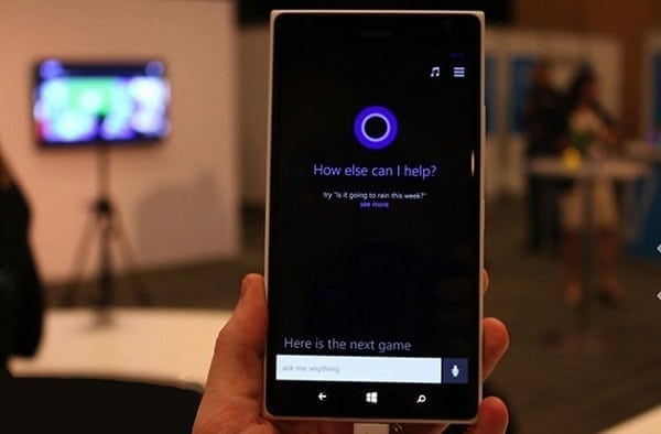 Cortana Coming To iOS