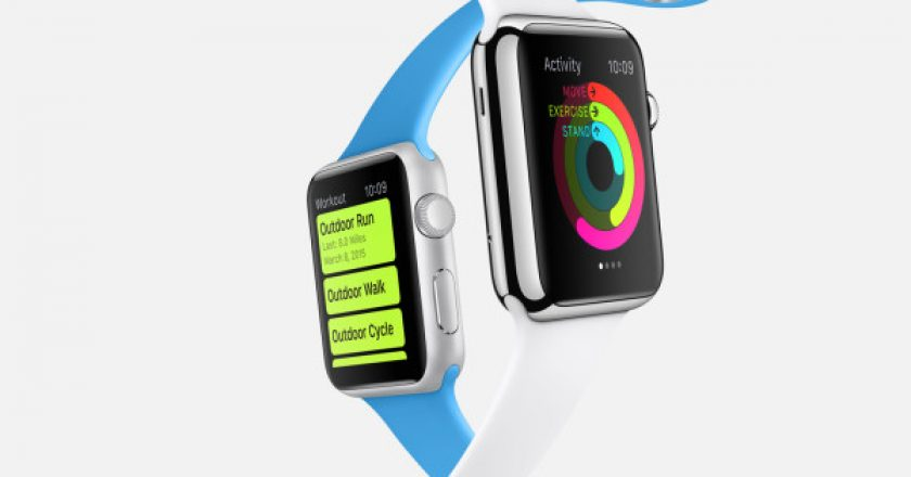how apple watch tracks runs without gps