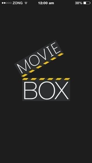 moviebox 3.3 splash screen
