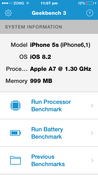 reduced iphone performance with jailbreak geekbench 3