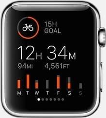 strava running app for apple watch