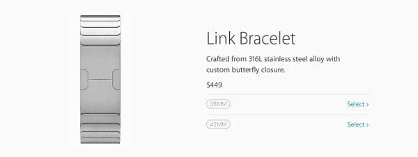 Apple Watch Bands Website Has Been Revamped
