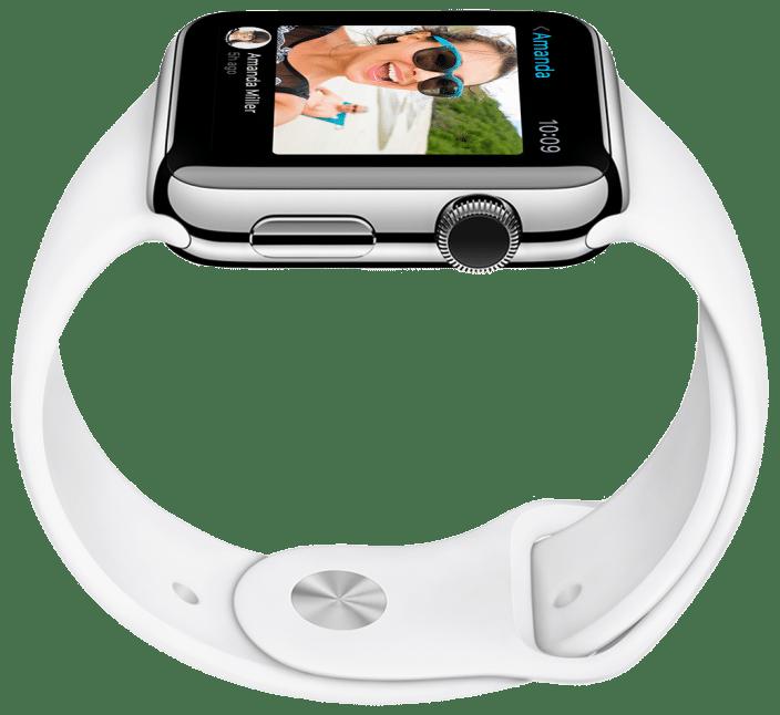Glide app for Apple Watch