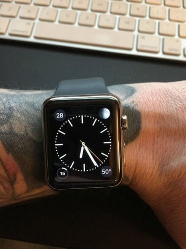 Apple Watch Is Not Working With Tattoos