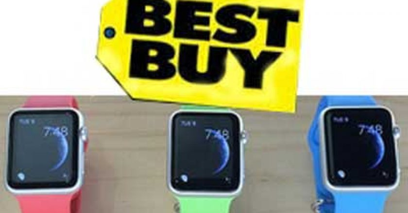 Apple Watch at Best Buy