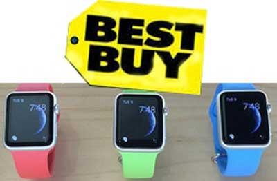 Apple Watch at Best Buy