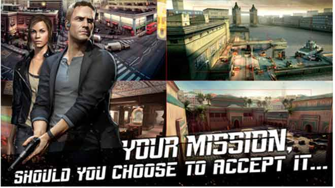 Mission Impossible Game Review