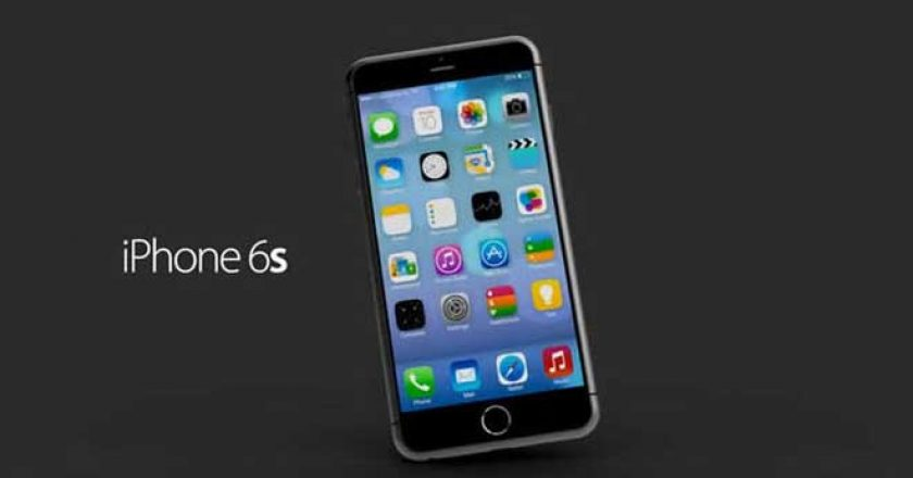 All about iPhone 6s