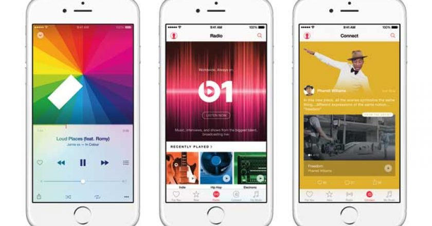 Apple Music First Impressions