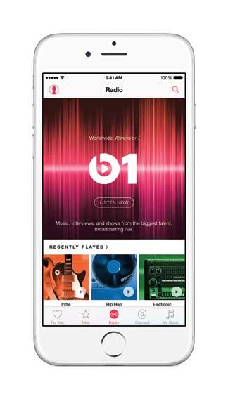 Record Beats 1 Radio