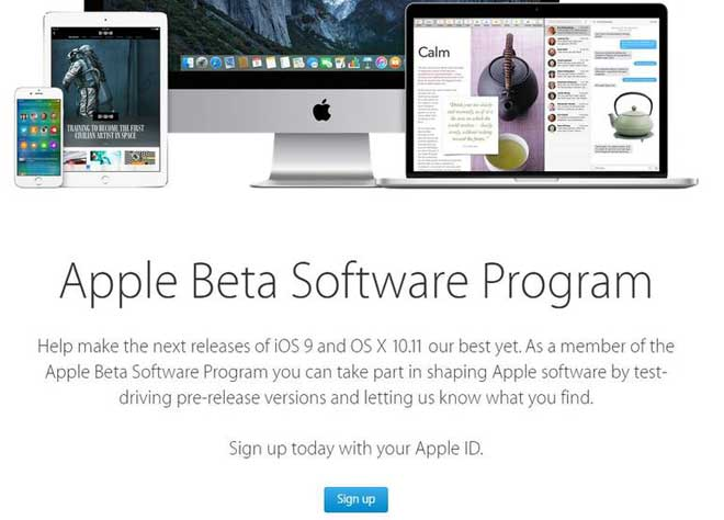 iOS beta 4 features