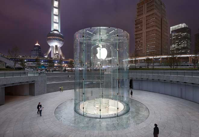 Apple Expands Its Presence In India