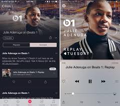 Beats1 radio replay