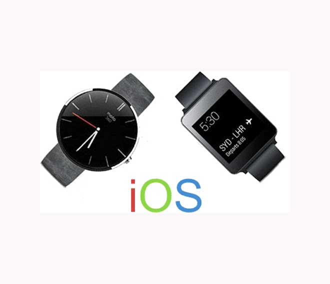 iOS Support For Android