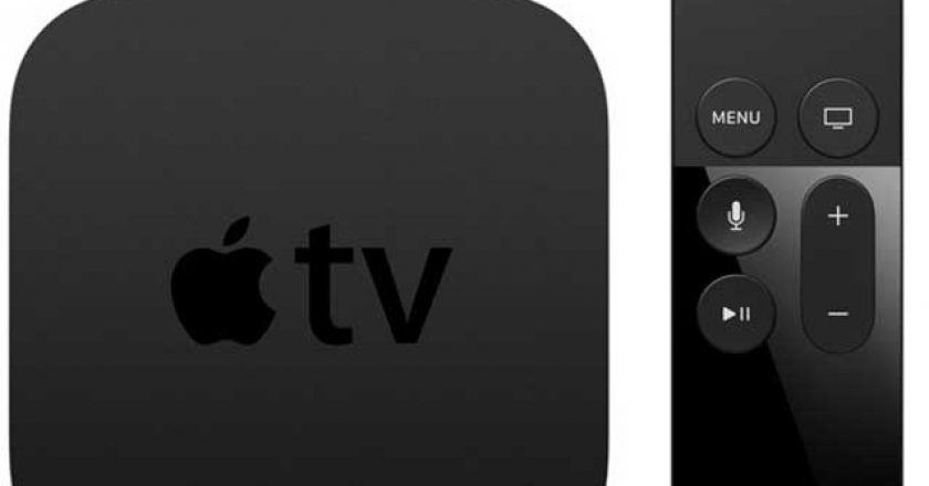 Fourth Generation Apple TV