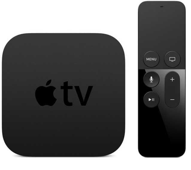 Fourth Generation Apple TV