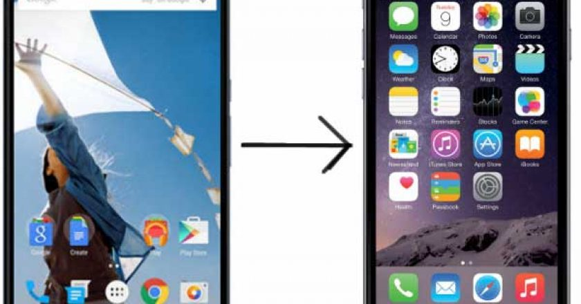 Android To iOS