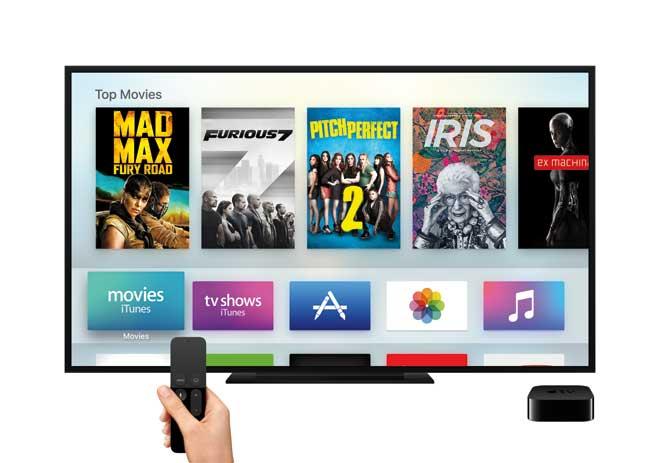 tvOS App Store
