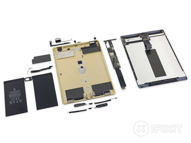 iPad Pro Teardown