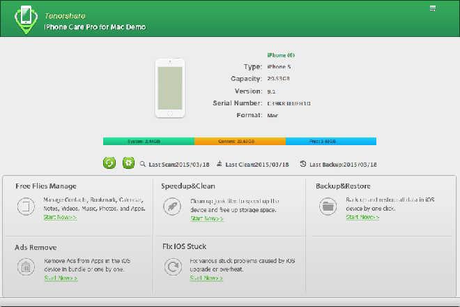 iPhone Care Pro
