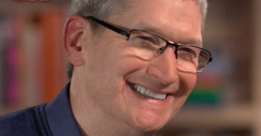 Interview With Tim Cook