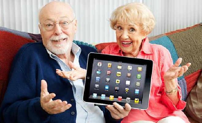 Интернет клуб для пенсионеров
