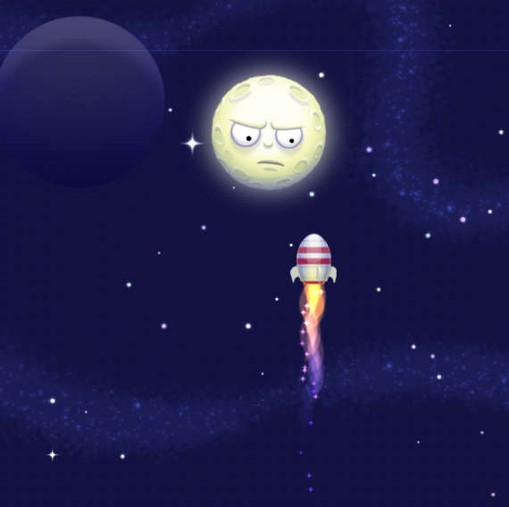 Shoot Moon